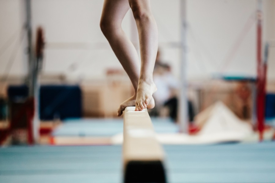 J&R Gymnastics' locations in New Braunfels and Seguin are still open for business after the San Marcos gym's closure. (Courtesy Adobe Stock)