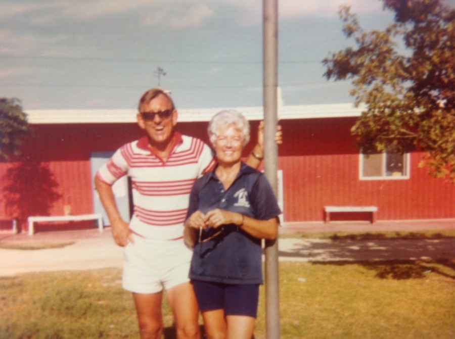 A Round Rock summer camp institution, Carter and Trudy Lester founded Camp Doublecreek in June 1971. (Courtesy Camp Doublecreek)