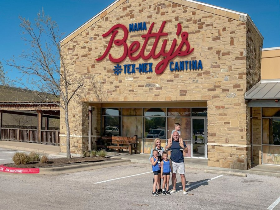 Co-owner Jason Carrier said the menu is inspired by his childhood and young adult life eating and working at his mother's Houston restaurants.