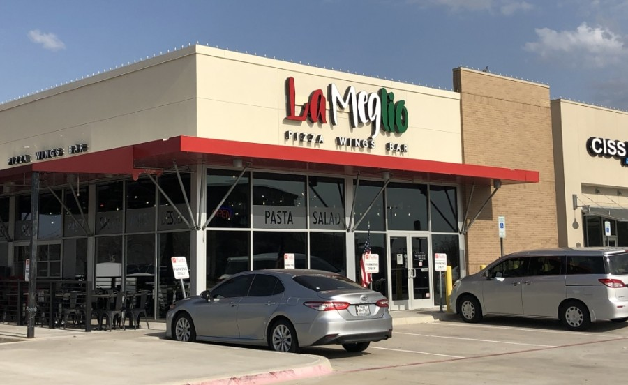 The restaurant, located at 5588 SH 121, Ste. 300, Plano, had been slowly working on this rebrand over the last year and a half, owner Ram Mehta said. (Liesbeth Powers/Community Impact Newspaper)