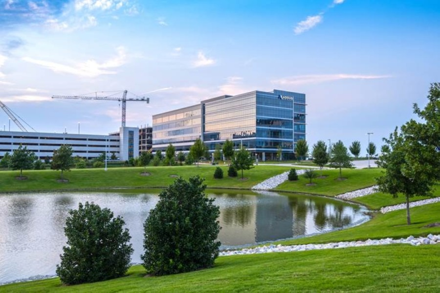 MTX Group Inc. has moved into The Offices Two at Frisco Station. (Courtesy VanTrust Real Estate LLC)