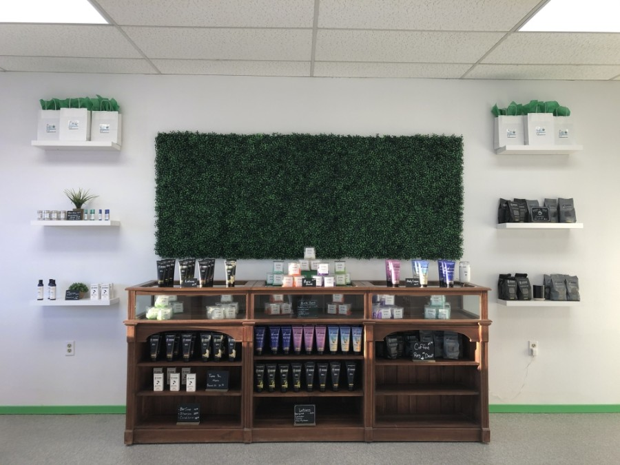 Cold Bear Dispensary is now open off I-45 east of The Woodlands. (Courtesy Cold Bear Dispensary)