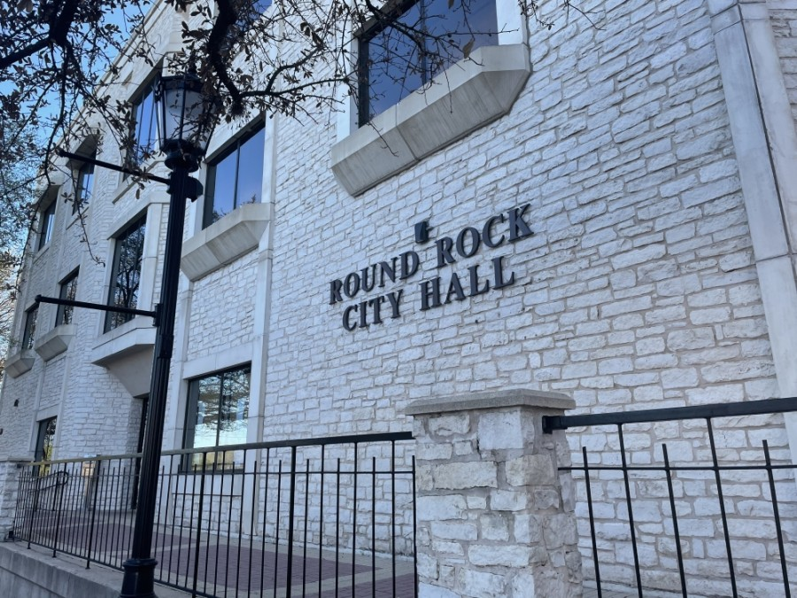 Seven resolutions were passed at the Round Rock City Council meeting March 25 for a construction project for the South Creek A/C Waterline Rehabilitation Project. (Claire Ricke/Community Impact)