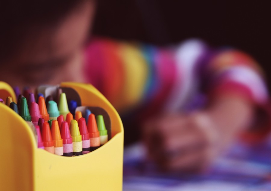 LISD's program will create mixed classrooms for 3- and 4-year-olds at 15 early-childhood community sites. (Courtesy Unsplash)