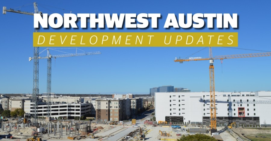 Northwest Austin development