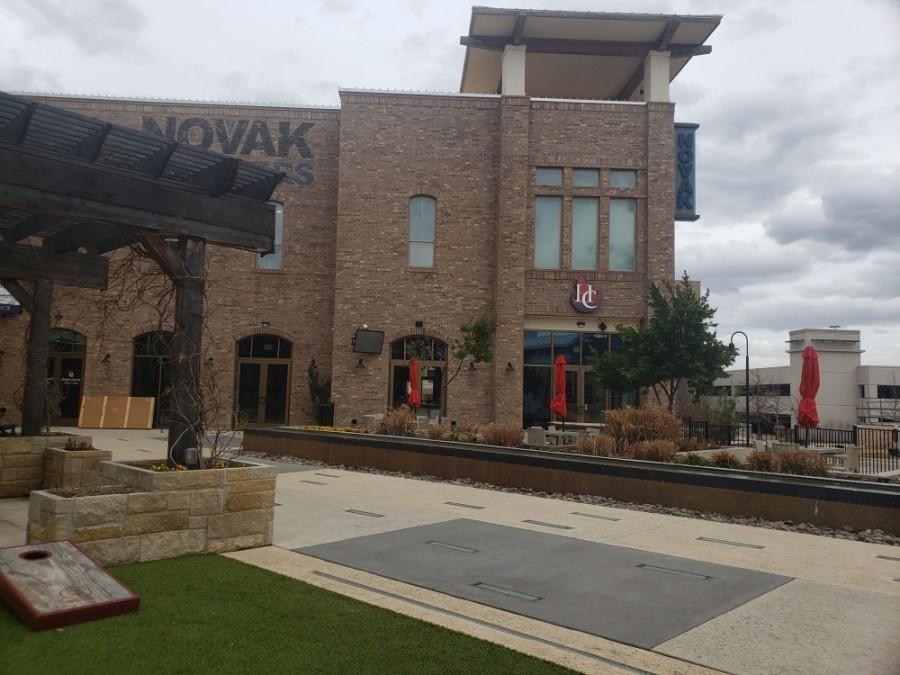 Hard Count restaurant opened April 1. (Ali Linan/Community Impact Newspaper)