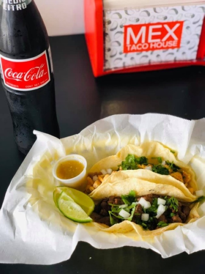 Mex Taco House opened its second location in late March. (Courtesy Mex Taco House)