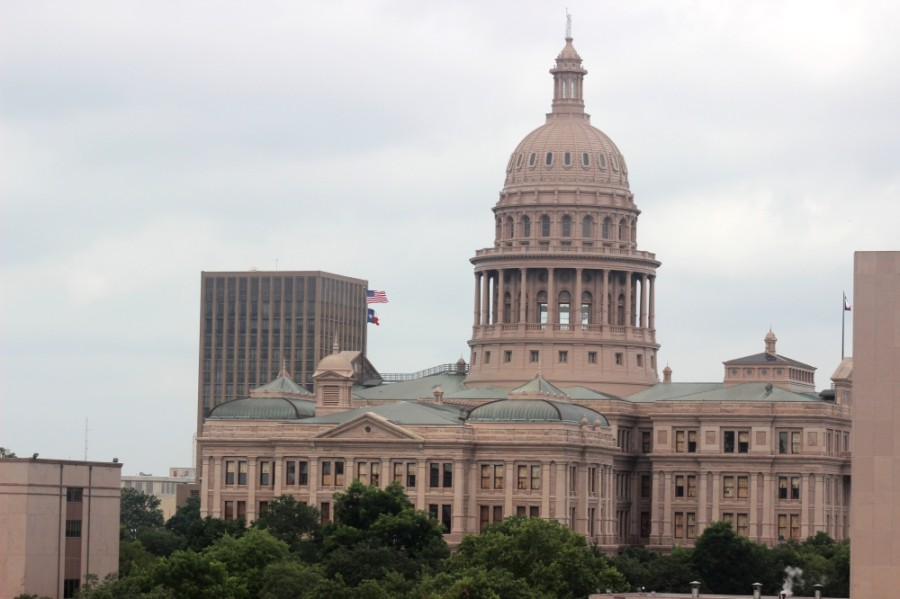 The Texas Senate passed a bill March 29 aimed at overhauling the state's energy market. (Jack Flagler/Community Impact Newspaper)
