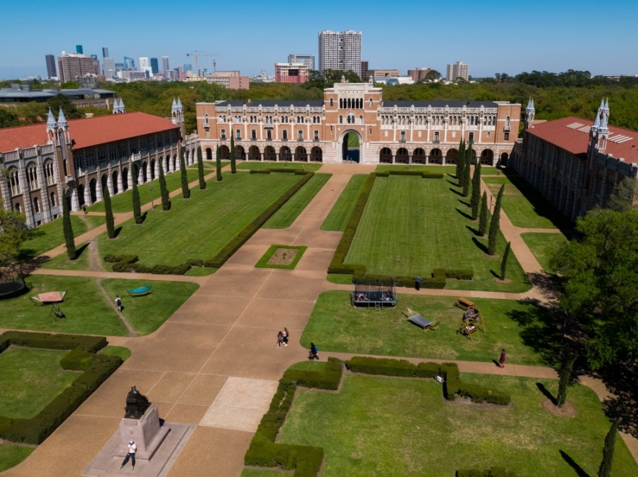 Rice University has announced plans to expand its student body. (Courtesy Rice University)