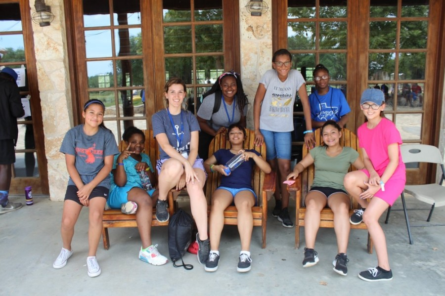 Cy-Hope has offered thousands of underserved youth opportunities they might not have had otherwise—including trips to Camp Lemonade. (Courtesy Cy-Hope)