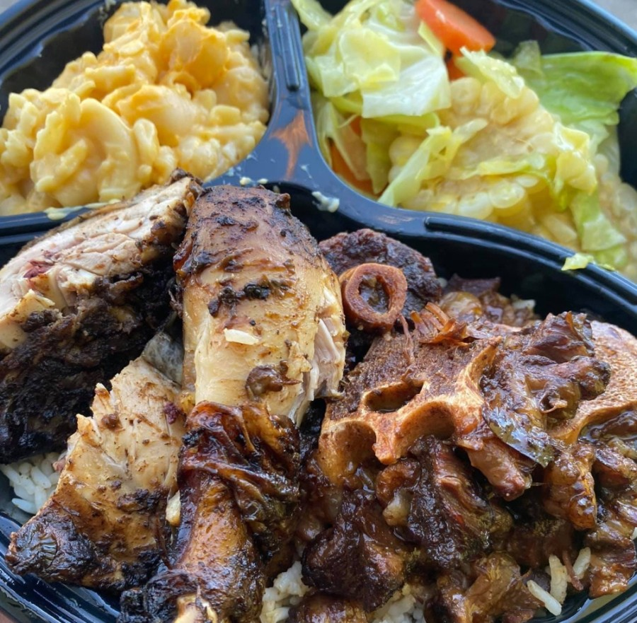 Island Tingz Caribbean Grill owner Jackie Black will relocate the restaurant to a larger space on FM 1960. (Courtesy Island Tingz Caribbean Grill)
