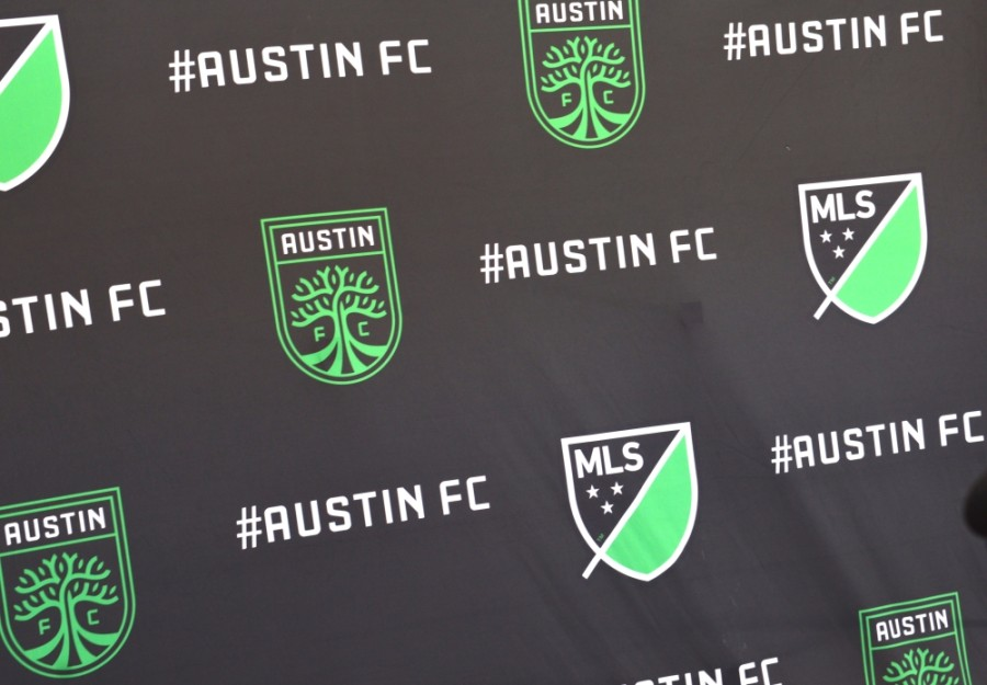 Regionally broadcast Austin FC matches will be available for local viewers to stream for free on the team's website and mobile phone application, the MLS team announced March 30. (Iain Oldman/Community Impact Newspaper)