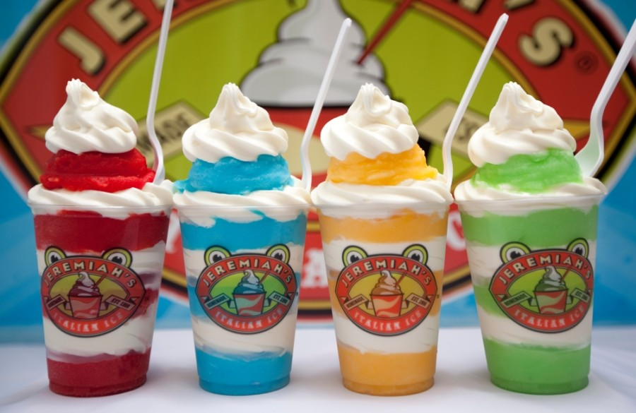 Jeremiah's Italian Ice in Katy will have indoor and outdoor seating as well as a drive-thru. (Courtesy Jeremiah's Italian Ice)