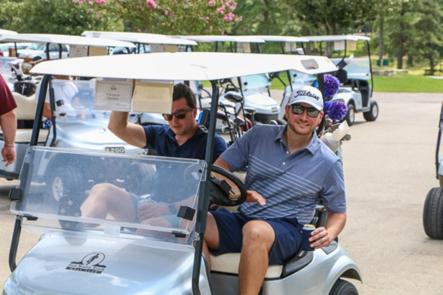 The Jeffery Ingram Memorial Foundation hosts its 15th annual golf tournament, a memorial scholarship fund supporting Magnolia ISD seniors on April 16. (Courtesy Jeffery Ingram Memorial Foundation)