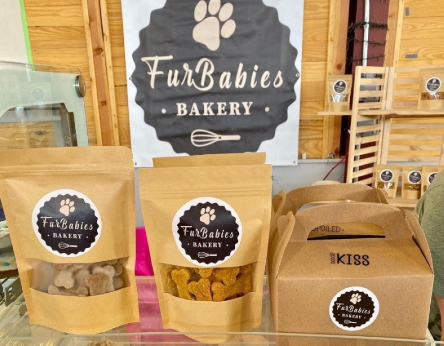 FurBabies Bakery products.