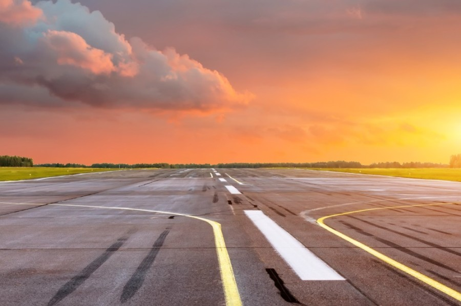 The San Marcos Regional Airport saw a 22% increase in operations from 2019 to 2020. (Courtesy Adobe Stock)