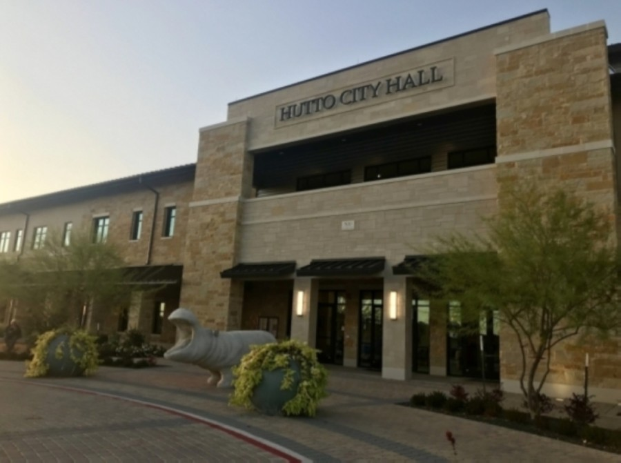 Places 2 and 5 are open on Hutto City Council in addition to two open seats on Hutto ISD's board of trustees. (Kelsey Thompson/Community Impact Newspaper)