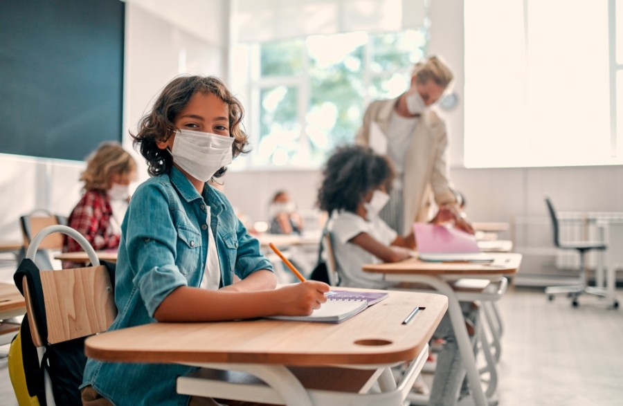 San Marcos CISD students with medical exemptions will be able to continue with remote learning, but all others are expected to return to campuses. (Courtesy Adobe Stock)