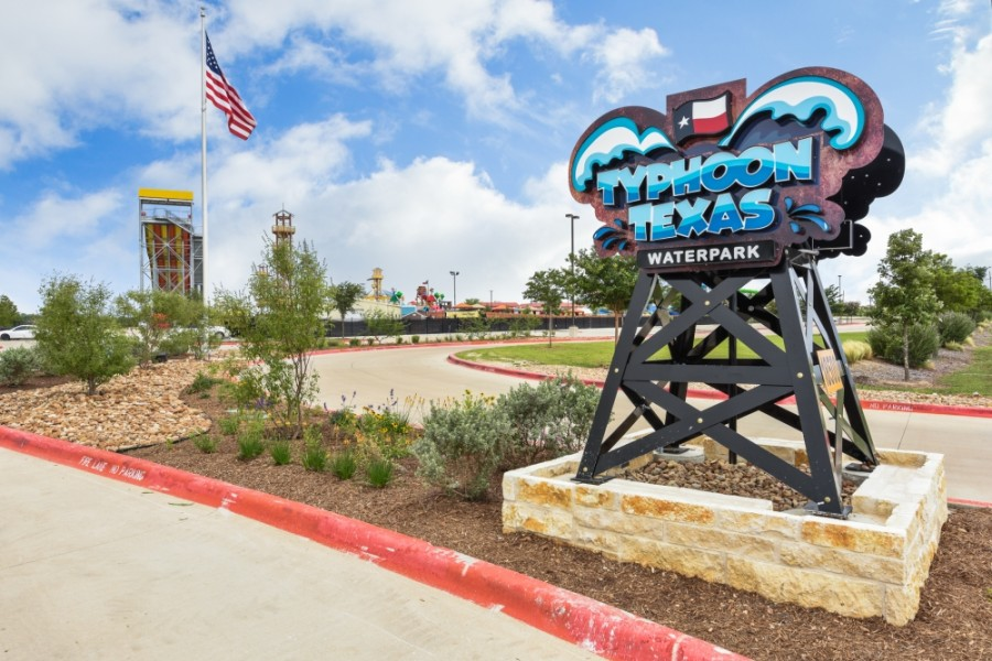 Typhoon Texas in Pflugerville will hold an in-person job fair for seasonal positions April 10. (Photo Courtesy Typhoon Texas)