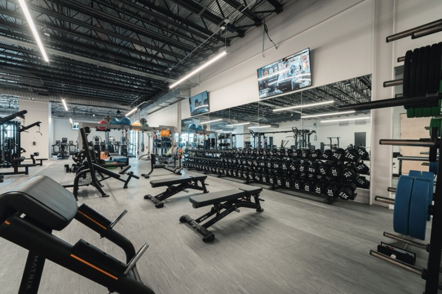 The Truth Family Fitness opened March 22 at The Crossover in Cedar Park. (Courtesy Randy Baca)
