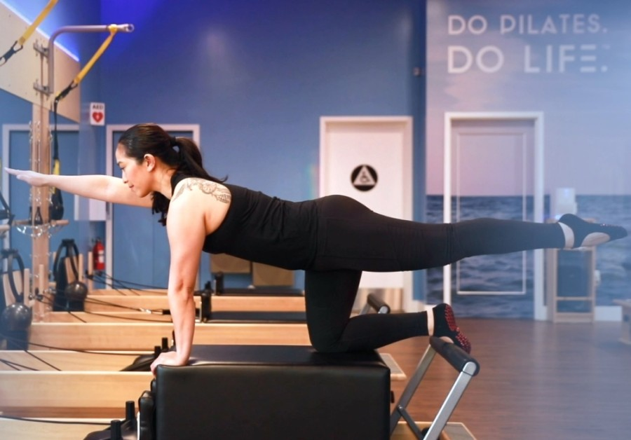 Club Pilates offers classes at various levels that focus on balance, strength and flexibility. (Courtesy Club Pilates)