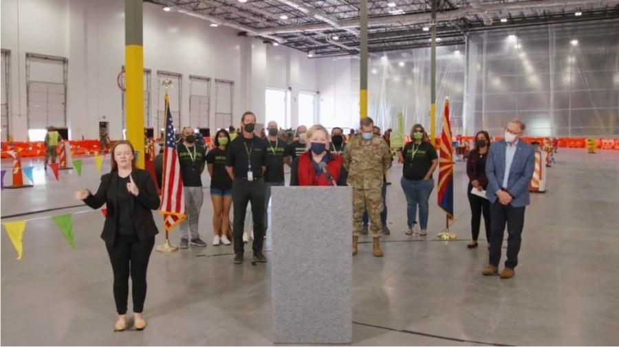 Cara Christ, Dexcom Mesa Distribution Center