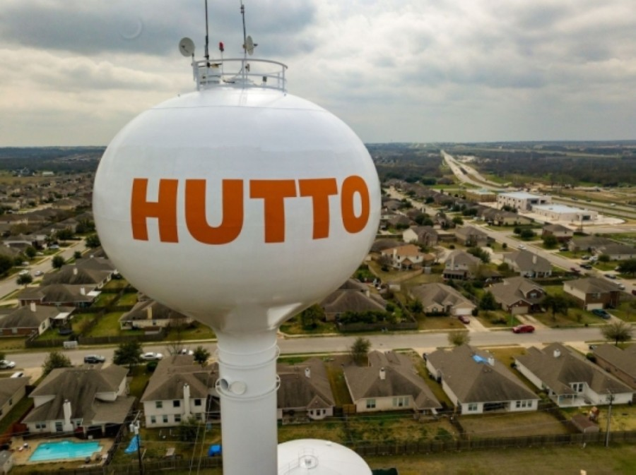 Water supply improvements are on the horizon for the city of Hutto. (Courtesy city of Hutto)
