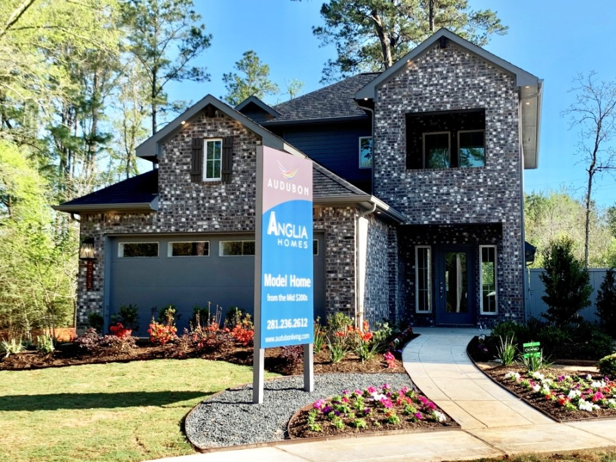 Anglia's model homes begin in the $240,000s with 15 plans available, ranging from one- and two-story options from 1,464 to 2,653 square feet, per the release. (Courtesy L and P Marketing)
