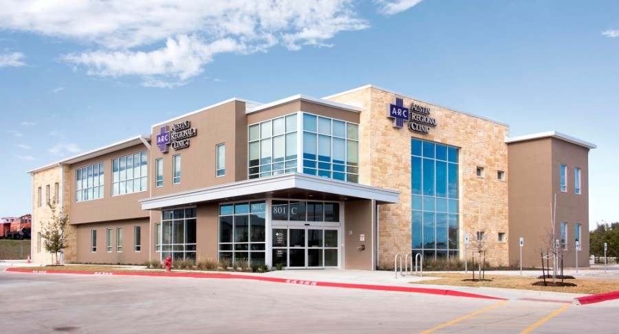 The ARC Cedar Park clinic is regularly open 8 a.m.-5 p.m. weekdays for regular family medicine, internal medicine and pediatric care. (Courtesy Austin Regional Clinic)