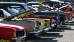 The Plano-McKinney Music & Arts Festival will include a classic car show. (Courtesy Outlaw Nation)