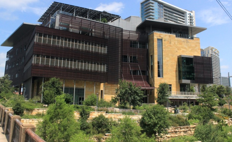 Photo of Austin Central Library