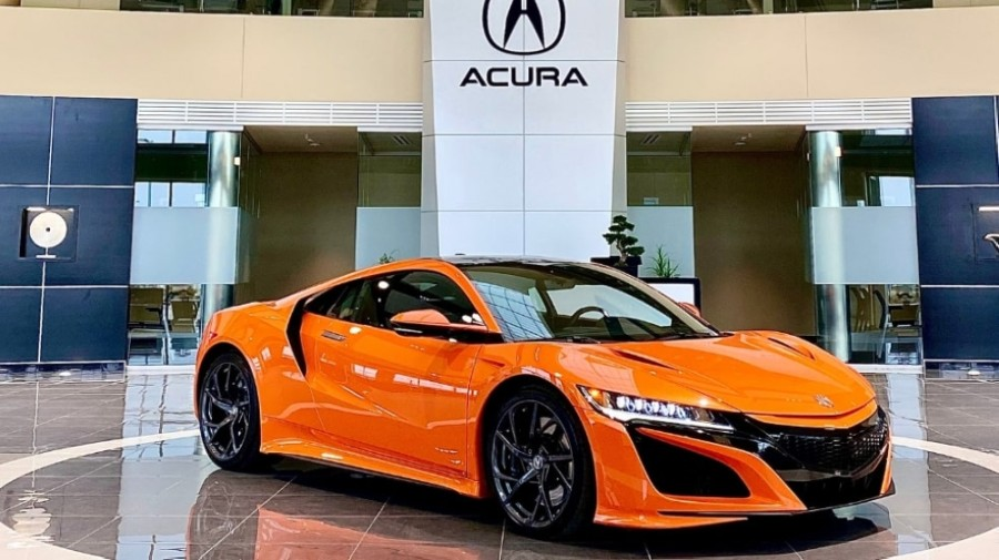 The new Grubbs Acura dealership is located at 1600 E. Hwy. 114 in Grapevine. (Courtesy Grubbs)