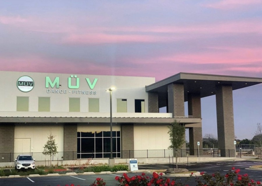 The studio celebrated its grand opening April 11. (Courtesy Müv Dance & Fitness)