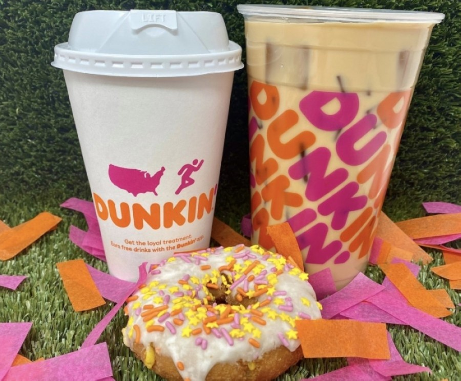 Dunkin' serves coffee drinks, doughnuts, breakfast sandwiches, muffins and more. (Courtesy Dunkin')