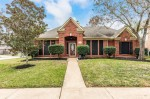 2314 Piney Woods Drive sold in Pearland in December. (Courtesy the Houston Association of Realtors)
