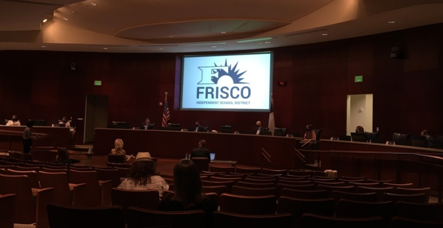 The expanded pre-kindergarten program was discussed at Frisco ISD's board of trustees meeting on April 12. (Valerie Wigglesworth/Community Impact Newspaper)
