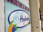 Hydrate opened its second location in Georgetown on April 6. (Ali Linan/Community Impact Newspaper)