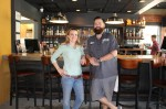 Owners Caitlin and Chad Niland opened the restaurant in 2016. (Community Impact Newspaper staff)