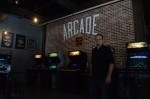 Michael Lepsch is the owner of Arcade 92 in McKinney. (Matt Payne/Community Impact Newspaper)