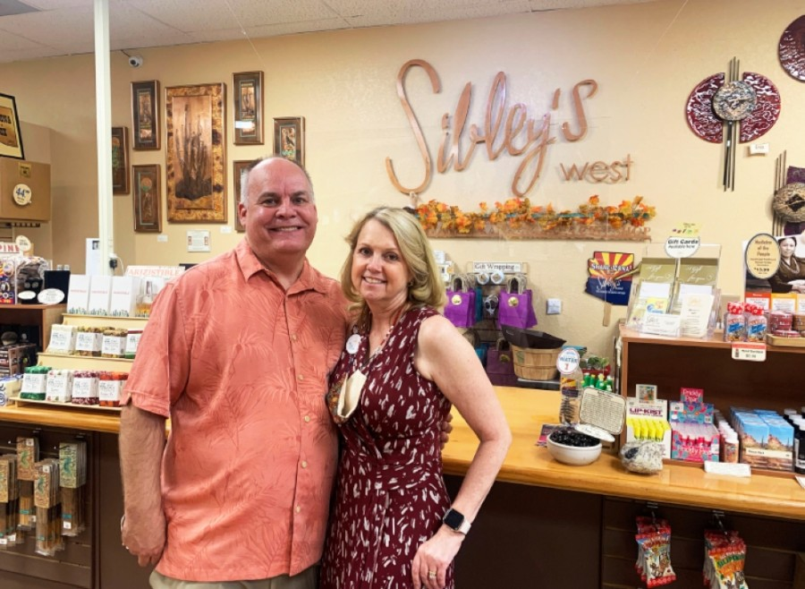 Sibley's West: The Chandler Arizona Gift Shop will close after 11 years in June, the owners announced on the company blog. (Alexa D'Angelo/Community Impact Newspaper)