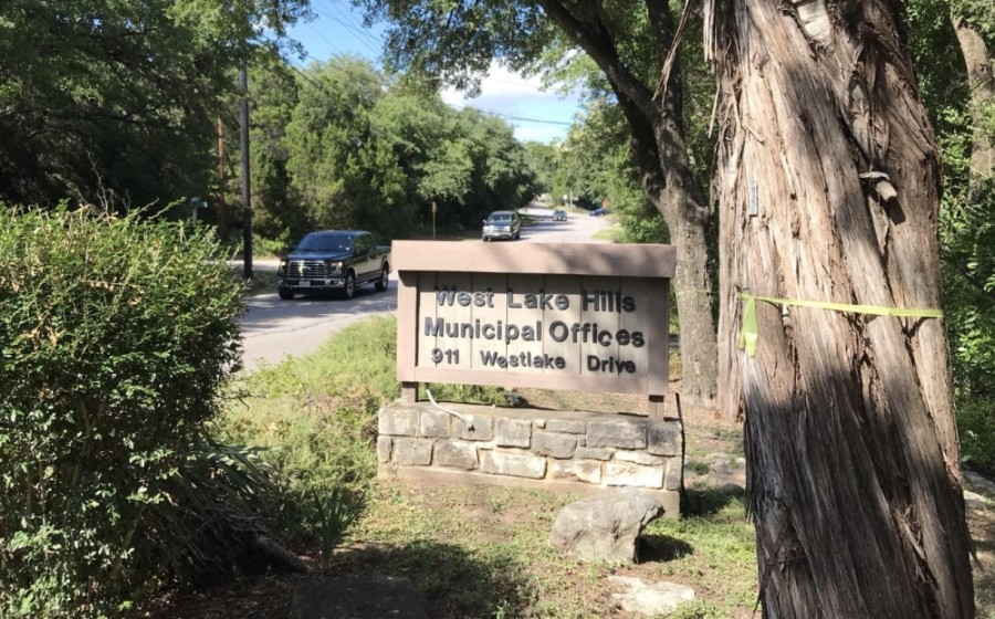 A group of West Lake Hills doctors are proposing the development of a medical office building on Bee Caves Road. (Amy Rae Dadamo/Community Impact Newspaper)