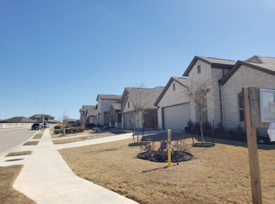 See how Leander and Cedar Park real estate fared in March. (Ali Linan/Community Impact Newspaper)
