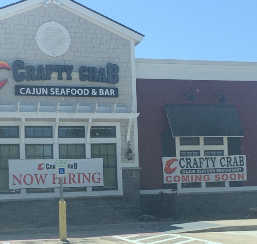 The Crafty Crab Cajun Seafood and Bar is coming to Pearland. (Papar Faircloth/Community Impact Newspaper)