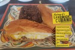 Sandwich Cubano.