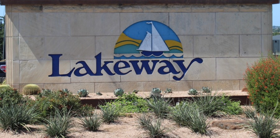 Lakeway City Council approved zoning April 19 for a housing development at the intersection of Flint Rock Road and Wild Cherry Drive. (Community Impact Newspaper staff)