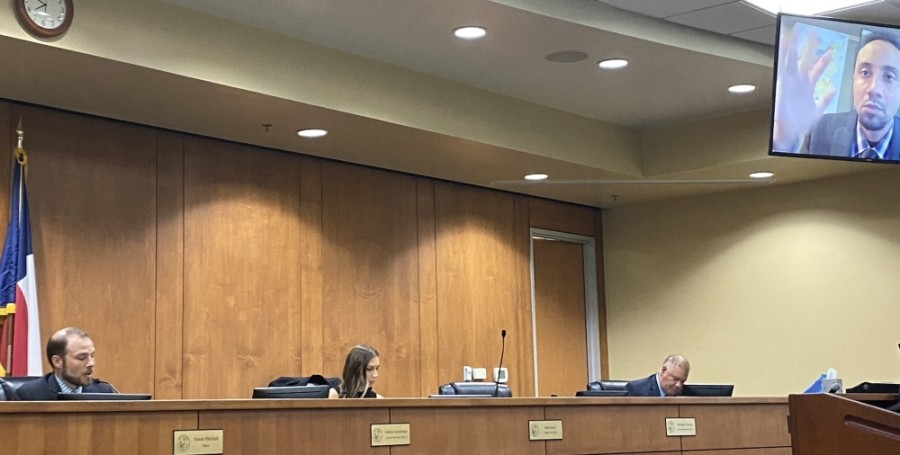 Kyle City Council approved the rezoning of land to a townhome district during its April 20 meeting. (Brian Rash/Community Impact Newspaper)