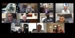 Montgomery City Council convened for a regular session April 13. (Screenshot via Montgomery City Council video)