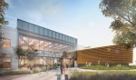The new Frisco Public Library has already earned an award for its design. (Rendering courtesy Gensler)