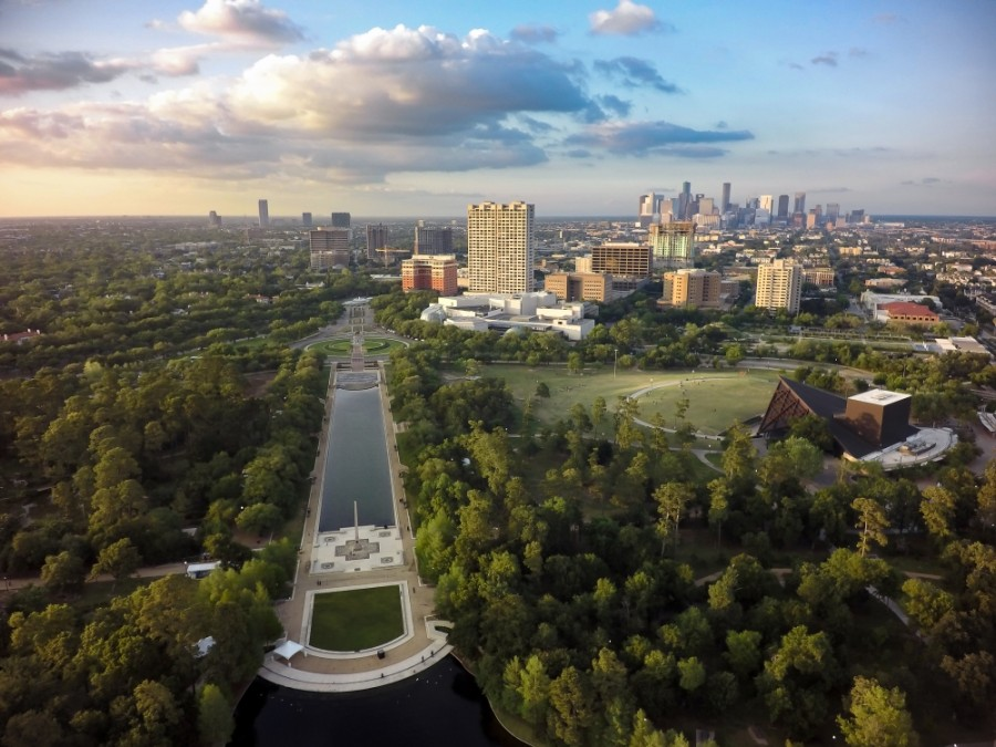 Houston City Council approved a $500,000 grant ask that targets updates to the city's parks master plan. (Courtesy Visit Houston)
