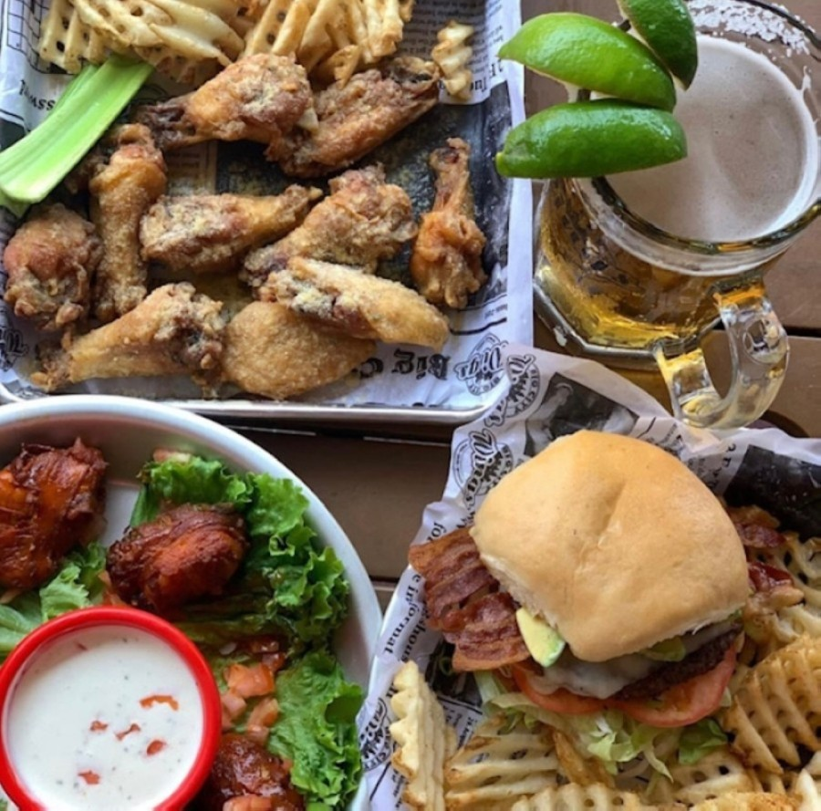 Big City Wings opened a new location April 15 at 9240 N. Sam Houston Parkway E., Ste. 101, Humble, near the Fall Creek community. (Courtesy Big City Wings)